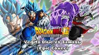 Dragon Ball Super Vegito Blue Vs Zamasu HQ Cover.mp3