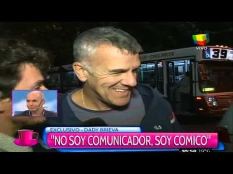 Rodríguez Larreta habló de Dady Brieva