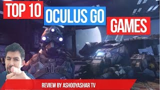 Top 10 Oculus Go Games - Best Oculus Go Games in 2018