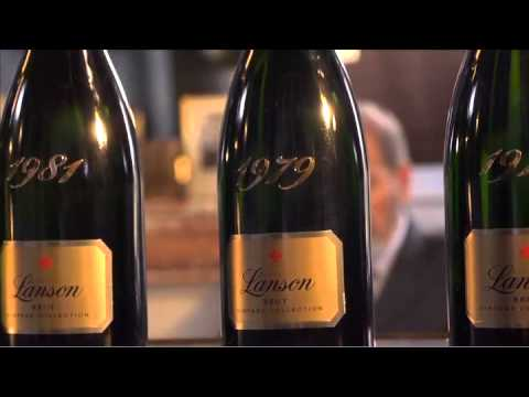 Champagne Lanson Presentation Maison et Vintage Collection - ChampMarket