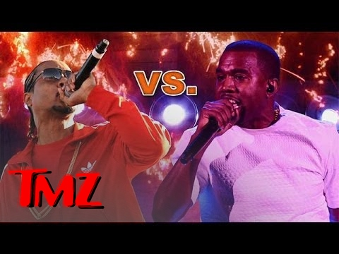 Kanye Vs. DJ Quik | TMZ