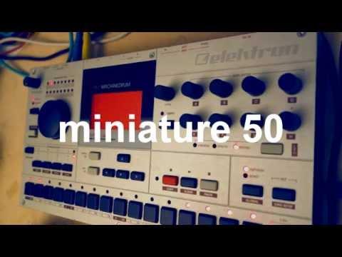 Elektron MACHINEDRUM SPS-1 UW Mk. 2 // Factory Standard FM Kit // House Beat