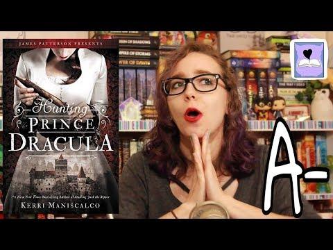 hunting-prince-dracula---spoiler-free-book-review