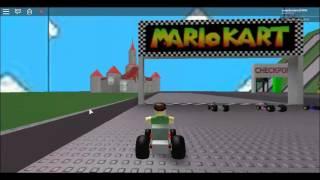 RBLX Mario Circuit - Roblox