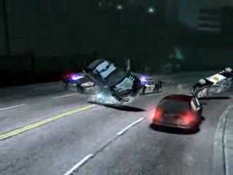 need for speed carbon police hunt iv youtube. Black Bedroom Furniture Sets. Home Design Ideas