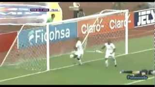 Honduras VS USA 2-1 Final (Partido Eliminatorio) Hexagonal CONCACAF Brazil 2014