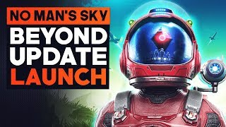No Man's Sky BEYOND Launch Party