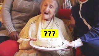 Гроза Пенсионного Фонда! Сколько ей лет? факты, познавательное
