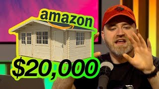 Buying A House On Amazon For $20,000
