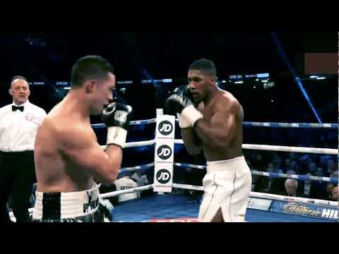 Unteachable Boxing Genetics ● AJ's Walk In The Park Wasn't One