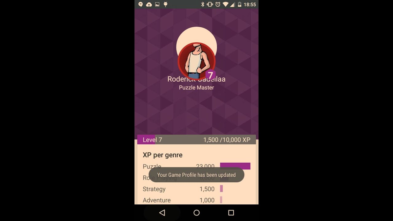 Google Play Games Can T Unhide My Profile Youtube