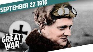 Manfred von Richthofen's First Victory - American Volunteers in WW1 I THE GREAT WAR Week 113