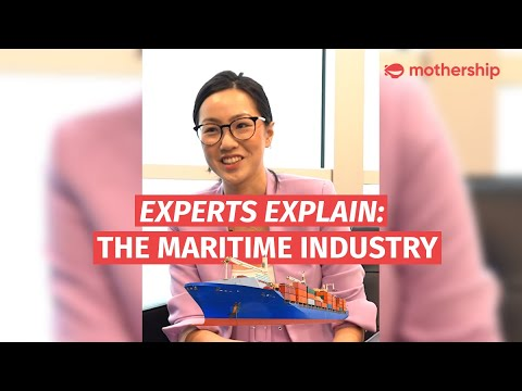 Is Singapore's maritime industry only about ships and cargo? | Experts Explain