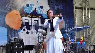 UMADEB 2015 - Abertura - Camila Barros/Jozyanne