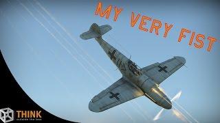 War Thunder - My Very First - Bf 109 F-4