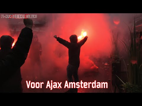 Voor Ajax Amsterdam (Ol. Lyonnais - Ajax)