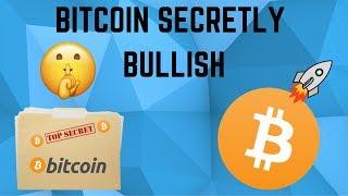 Is Bitcoin SECRETLY BULLISH!? BTC Holding Steady!