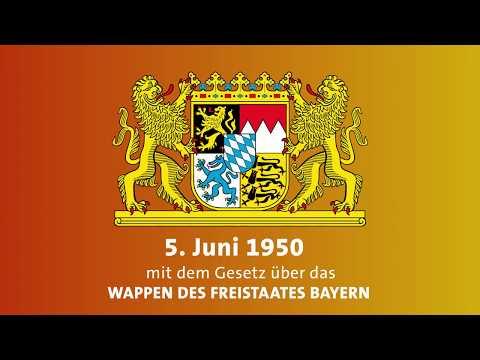 So setzt sich das bayerische Staatswappen zusammen  24 Stunden Bayern