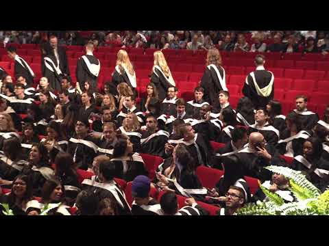 Spring 2017 Convocation Ceremony - Faculty of Arts and Science – 3
