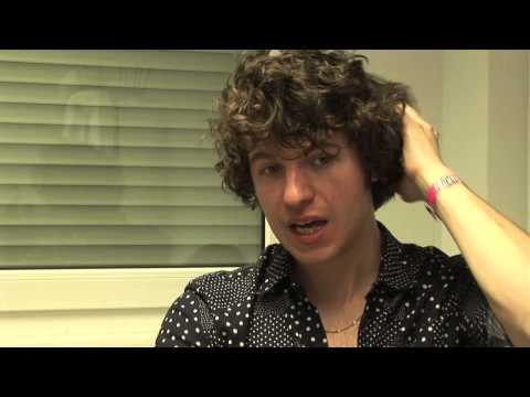 The Kooks interview - Luke Pritchard