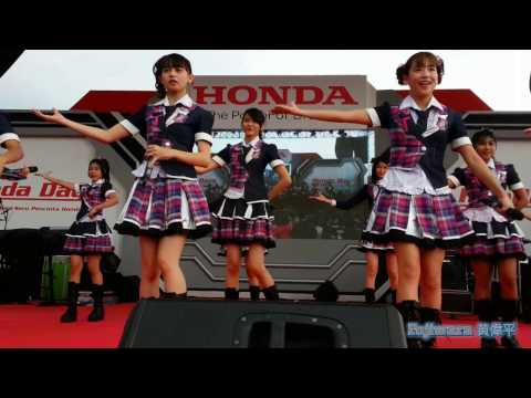 JKT48 - Team T Part 3 @.Honda day 2016 ICE BSD