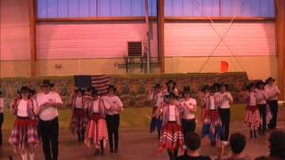 Spectacle 2012 - AMAZING GRACE (Valse) Country Line Dance