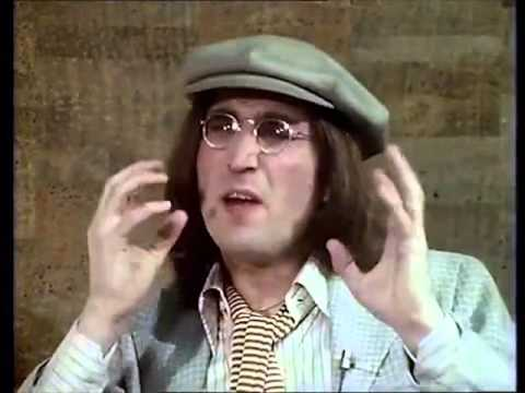 John Lennon on George Martin - (c) BBC 1975