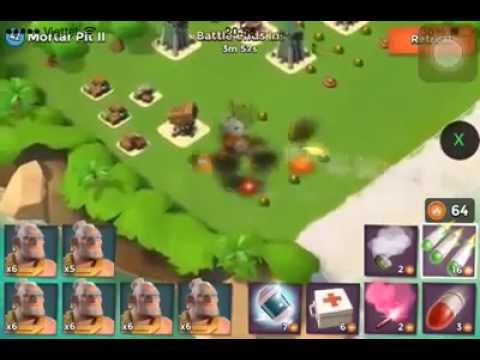 boom beach ironclad