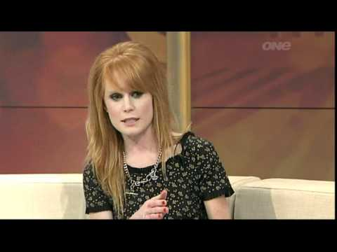 Michelle Blundell Good Morning 2nd May 2012