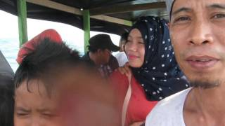 Panorama Menyelusuri Pulau Putri Belinyu Bangka Belitung