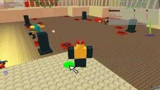 Roblox Grand Melee Video von DarkWolfe1 (Redone)