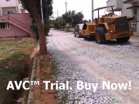 avc Telecom Layout site