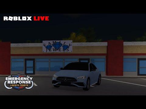 Roblox Live : ER:LC เปิดให้เล่นฟรีแล้ว!!
