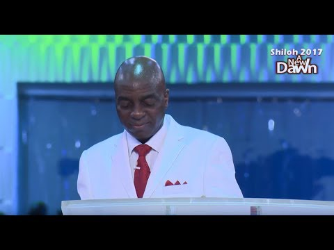 🌻 Bishop David Oyedepo|The LAW OF FASTING AND PRAYERS|Jan.2/2018