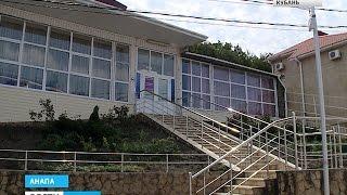 видео Детский лагерь «Смена» в Сукко на курорте Анапа