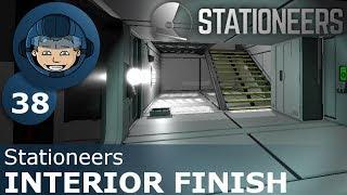 INTERIOR FINISH - Stationeers: Ep. #38 - Gameplay & Walkthrough