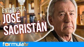 Jose Sacristán explica por qué no continuará en 'Velvet Colección'
