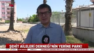 Adana Ceyhan'da CHP'li belediye Şehit Aileleri Derneği binasını yıktırdı