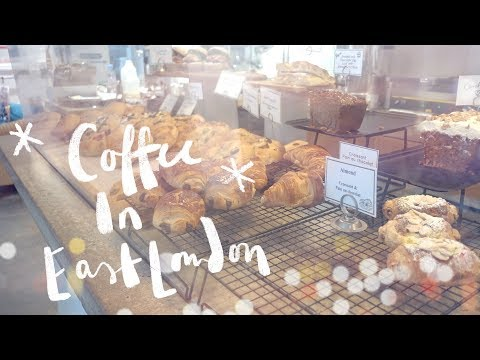 My Favourite Cafes In East London ☕️ | Lucy Moon