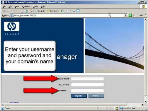 Send SMS from HP Systems Insight manager- Configuring SMS notifications