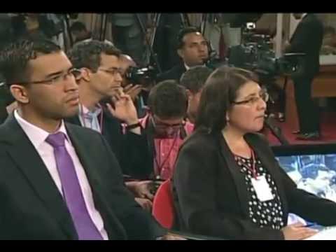 Completo: Rueda de prensa del Presidente Nicolás Maduro con medios internacionales, 17 mayo 2016