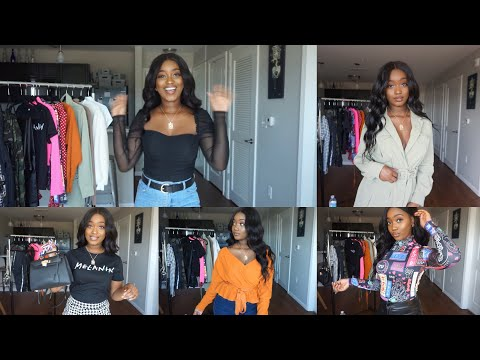 SHEIN FALL TRY ON HAUL | Everything is sooo CUTE