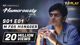 TVF Play | Humorously Yours S01E01 I Watch all episodes on www.tvfplay.com