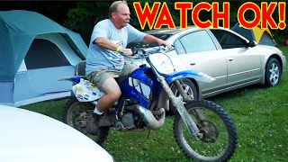 Hectic \u0026 Funny Dirtbike Fails