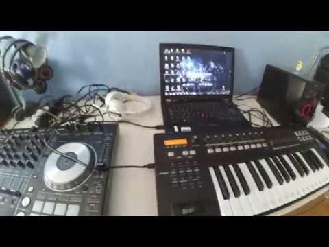 Hook Up Midi Keyboard To Maschine