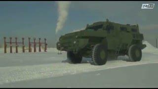 Транспорт и логистика. Казахстанские бронемашины(, 2016-02-24T10:32:20.000Z)