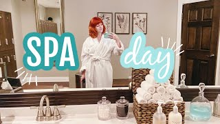 Spa Day! | My First Spa Experience | The Woodhouse Day Spa