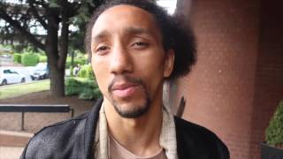 TYRONE NURSE TALKS ON HIS BRITISH TITLE DEFENCE AGAINST WILLY LIMOND / HISTORY IN THE MAKING