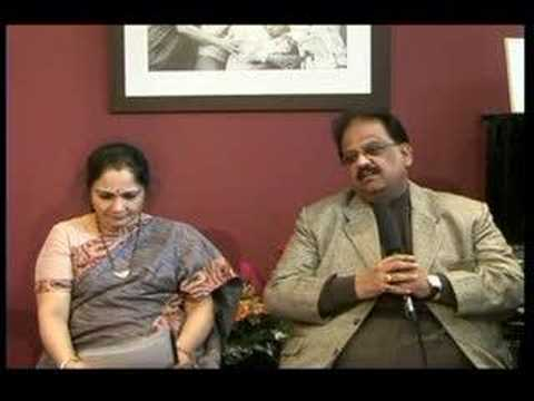 Interview with Dr. Sp Balasubrahmanyam