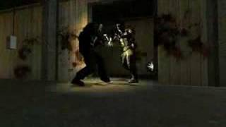 Resident Evil - Counter-Strike Source Part 1